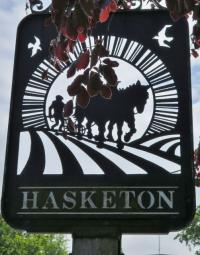 Hasketon Parish Council logo